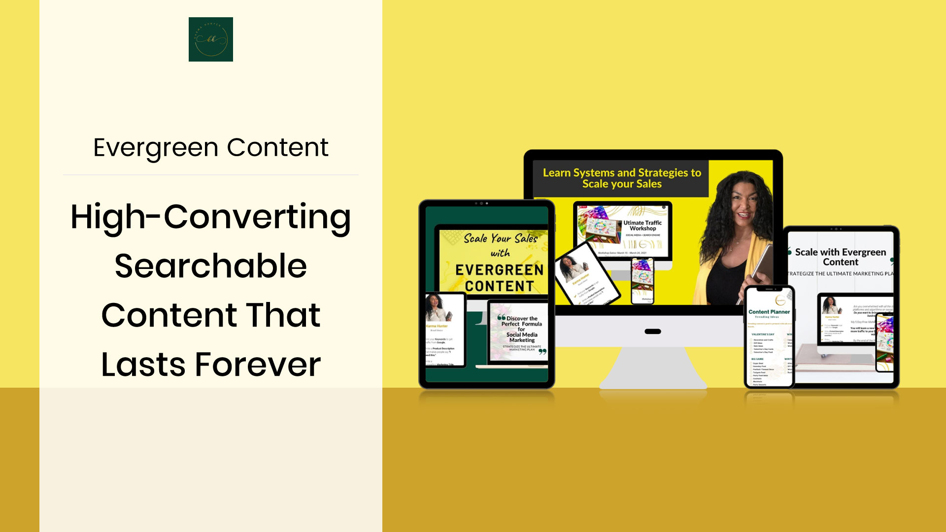 High-Converting Searchable Content That Lasts Forever